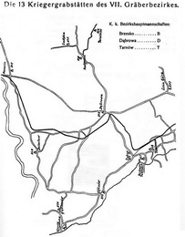 Okręg cmentarny nr VII - Dąbrowa