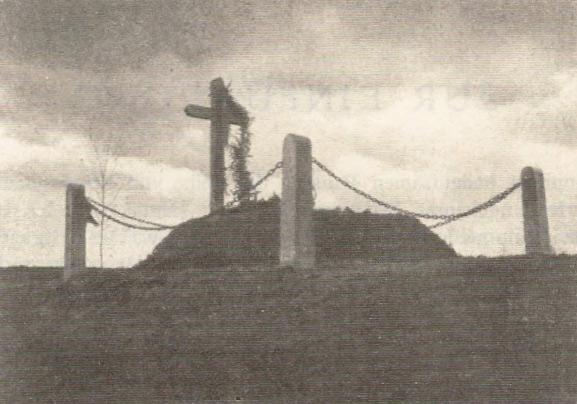 Czy grób masowy koło Niepołomic z albumu Brocha i Hauptmanna to cmentarz 326?