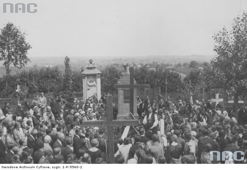 Cmentarz wojenny nr 389 w Bronowicach Wielkich