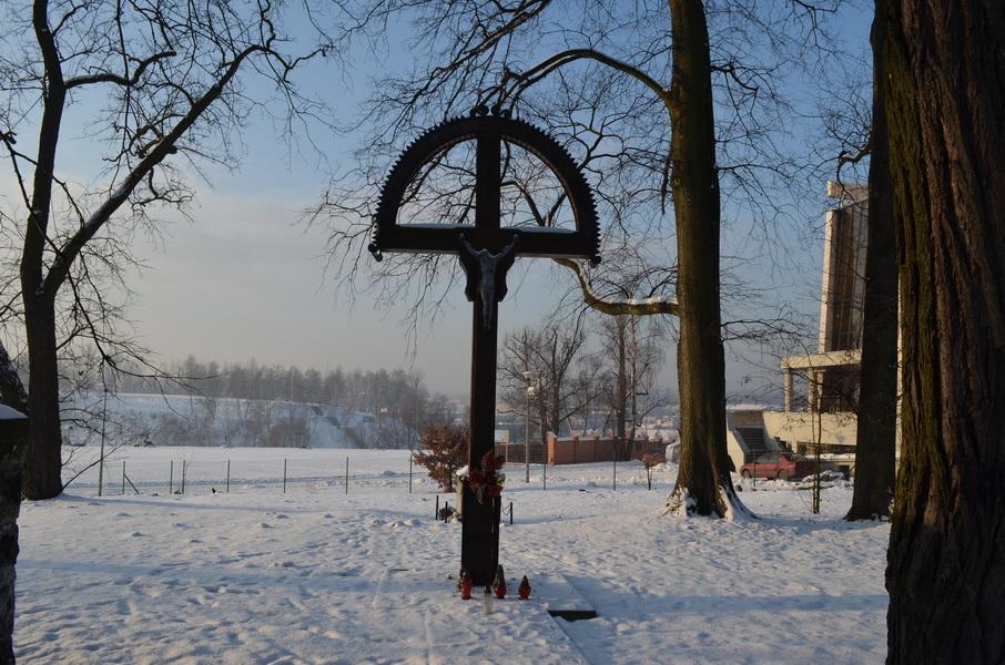 Cmentarz wojenny z I wojny nr 384 - Kraków - Łagiewniki