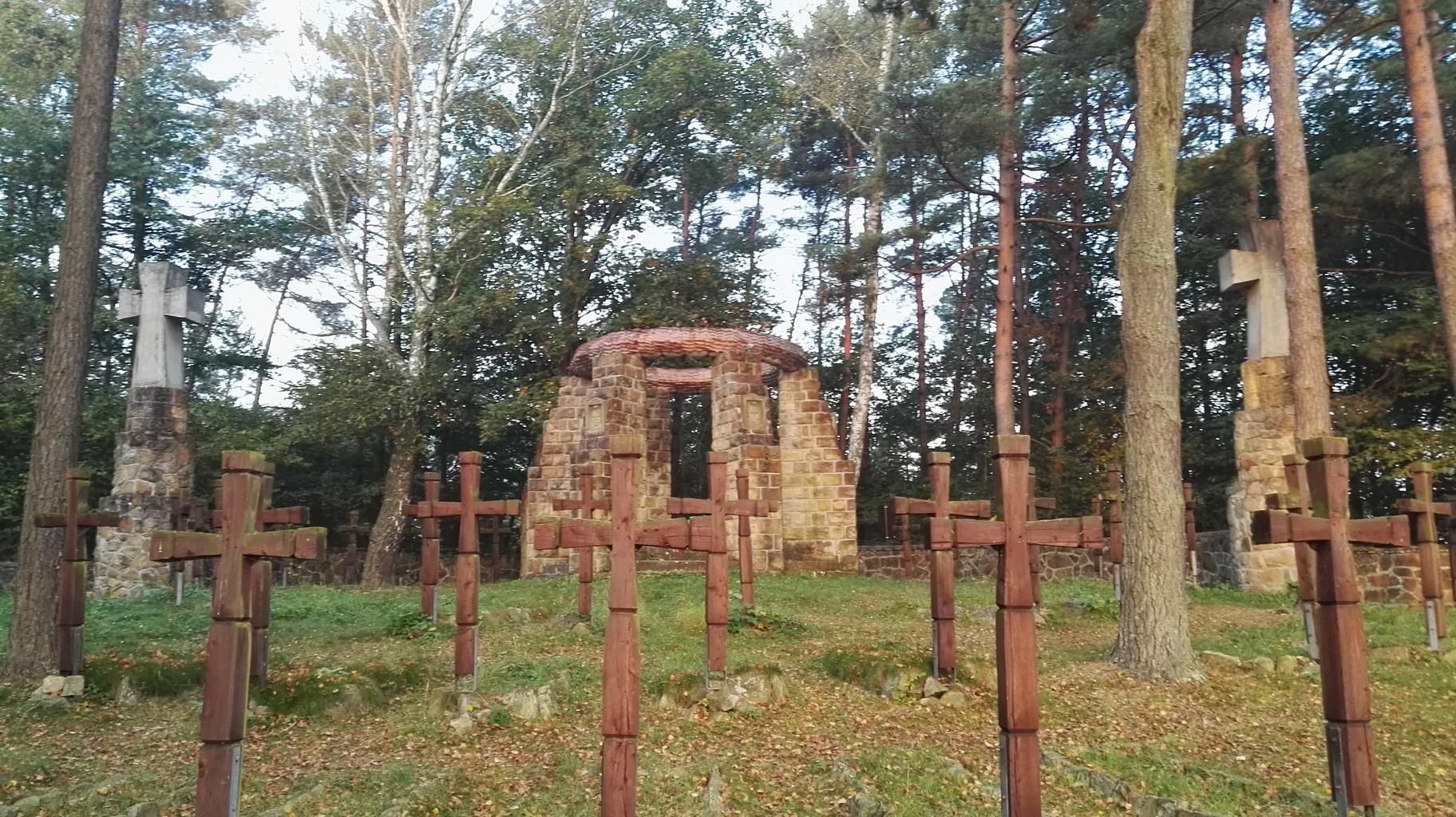 Cmentarz wojenny 6 - Krempna
