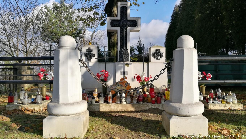 Cmentarz wojenny z I wojny nr 334 - Chełm (cm. parafialny)