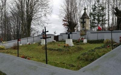 Cmentarz wojenny 338 - Nieprześnia