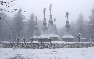 Cmentarz wojenny 51 - Rotunda