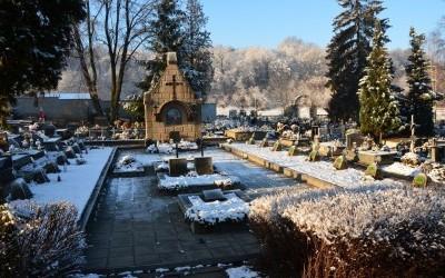 Cmentarz wojenny 366 - Limanowa (stary cm. paraf.)