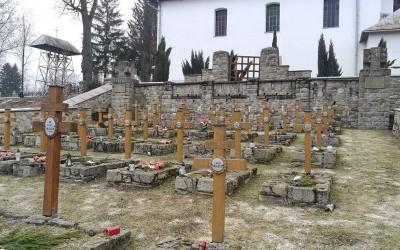 Cmentarz wojenny 7 - Desznica