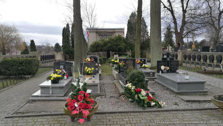 Cmentarz wojenny z I wojny nr 381 - Wieliczka (cm. komunalny)