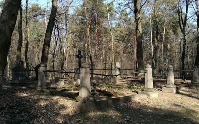 Cmentarz wojenny 318 - Wrzępia