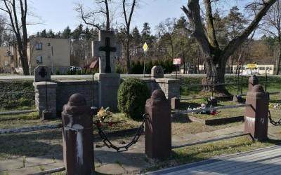 Cmentarz wojenny 323 - Mikluszowice (cm. parafialny)