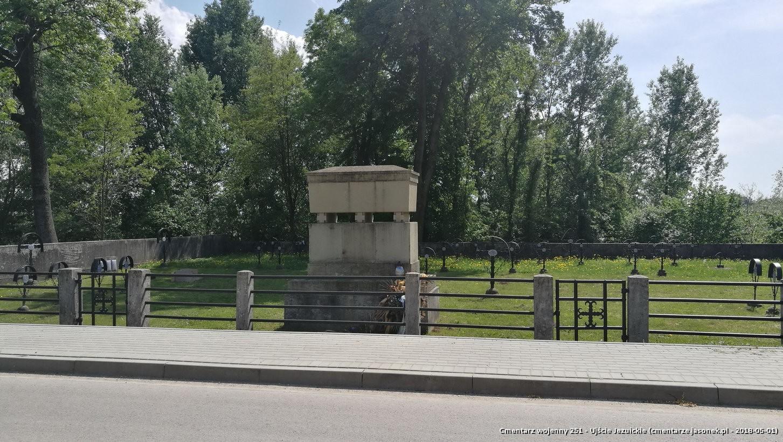 Cmentarz wojenny 251 - Ujście Jezuickie