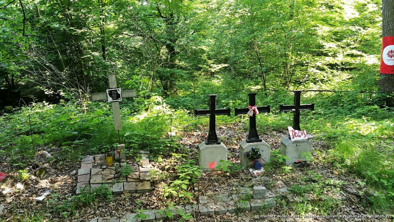 Cmentarz wojenny z I wojny nr 383 - Kraków (Wróblowice)