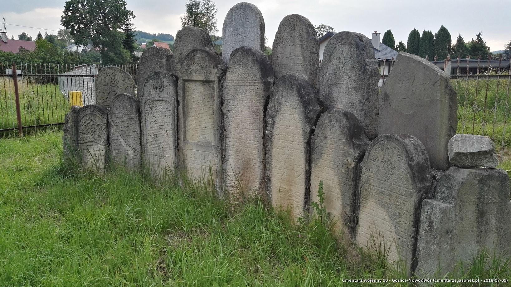 Cmentarz wojenny 90 - Gorlice-kirkut