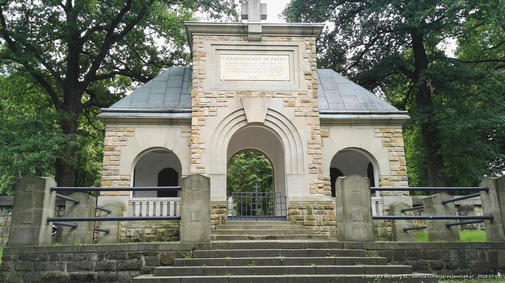 Cmentarz wojenny 91 - Gorlice