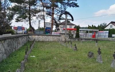 Cmentarz wojenny 180 - Tarnowiec