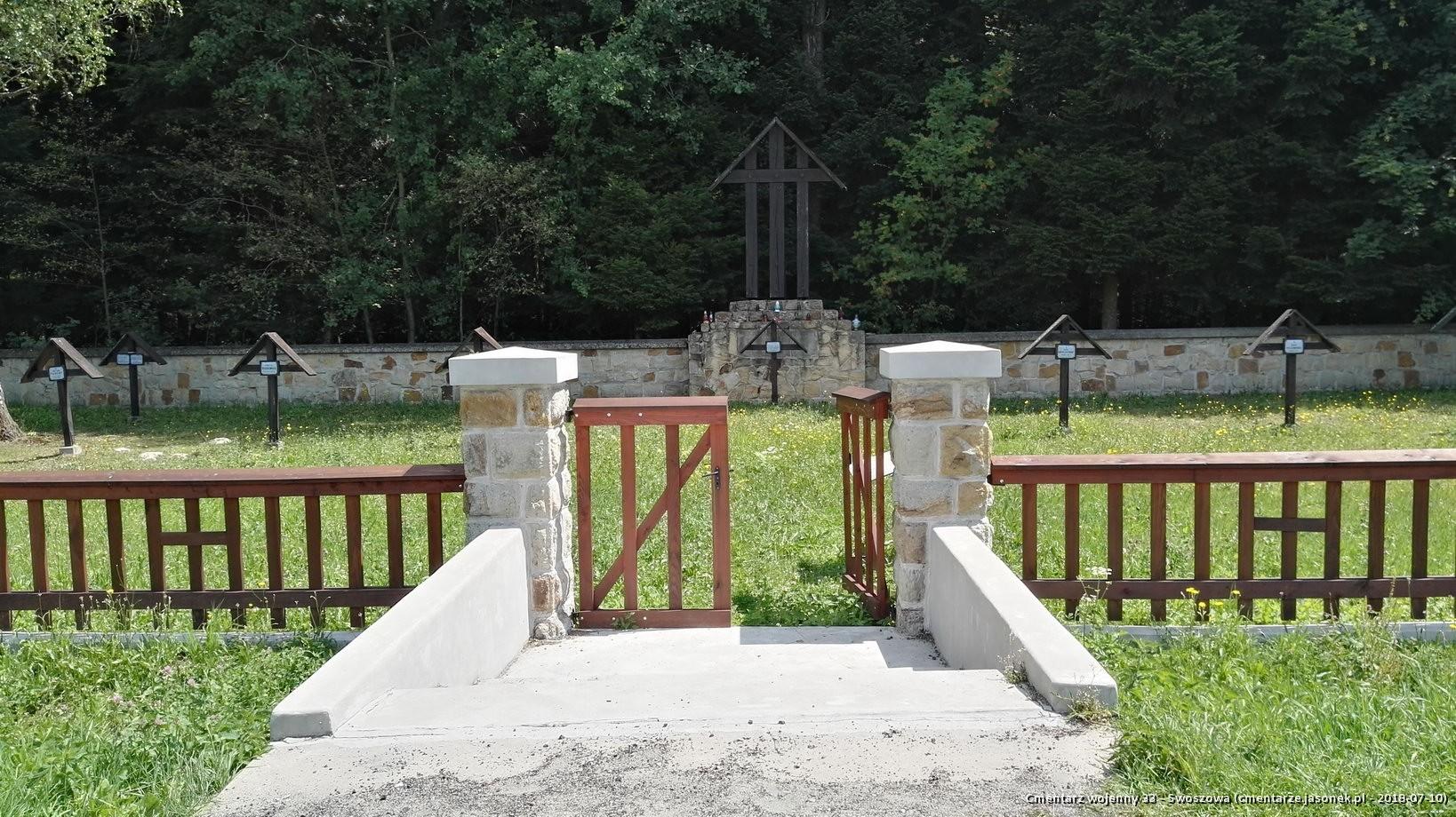 Cmentarz wojenny 33 - Swoszowa
