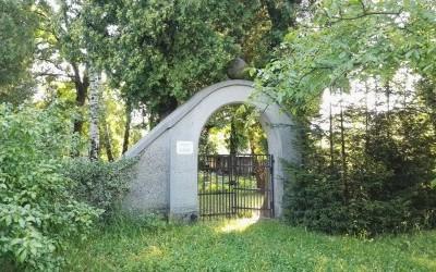 Cmentarz wojenny 98 -  Glinik Mariampolski