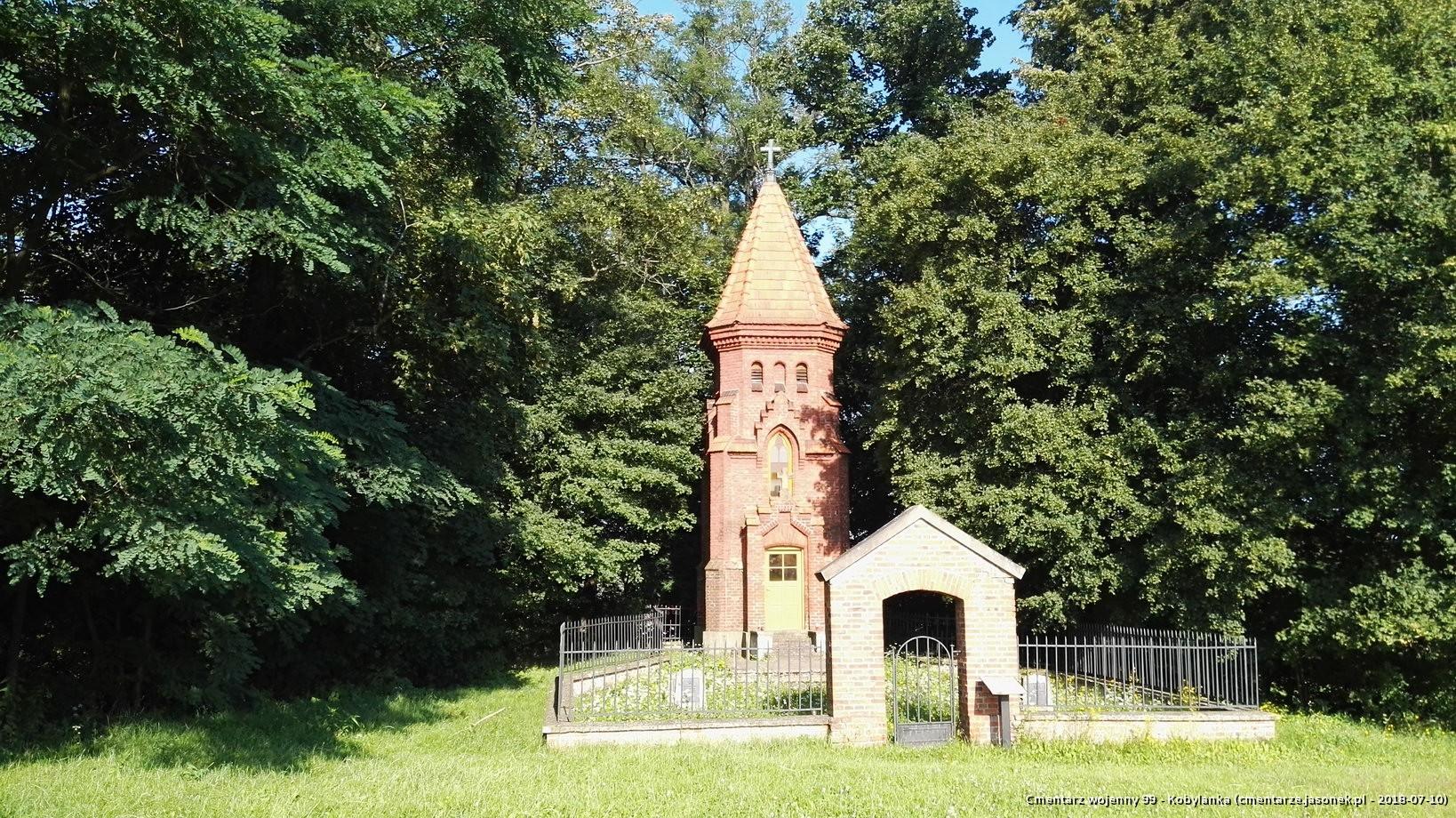 Cmentarz wojenny 99 - Kobylanka