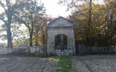 Cmentarz wojenny 303 - Rajbrot