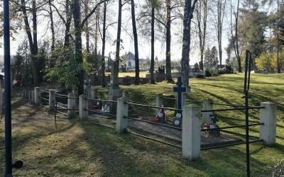 Cmentarz wojenny 352 - Marcinkowice