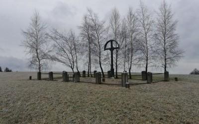 Cmentarz wojenny 128 - Wawrzka