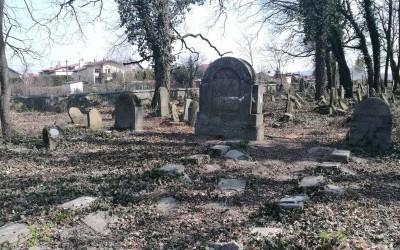 Cmentarz wojenny 275 - Brzesko (kirkut żydowski)