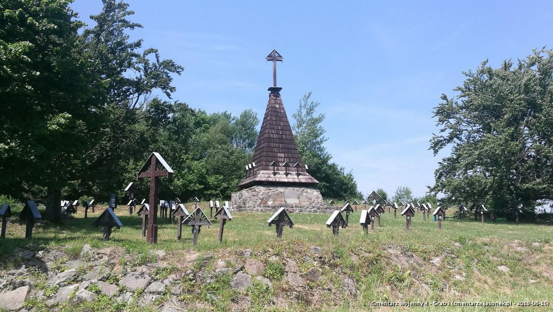 Cmentarz wojenny 4 - Grab I
