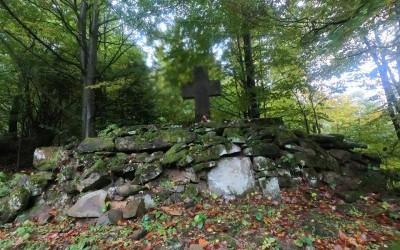 Cmentarz wojenny 49 - Blechnarka
