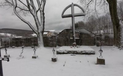 Cmentarz wojenny 70 - Rychwałd (Owczary)