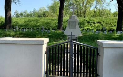 Cmentarz wojenny 209 - Głów