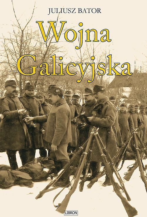 Książki o działaniach wojennych w czasie I wojny